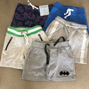 Other - 5 pack of shorts 12 months-